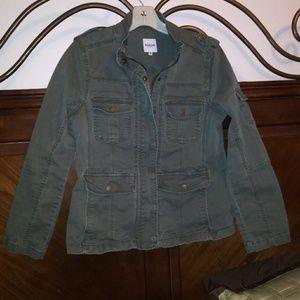 Cute cargo jacket